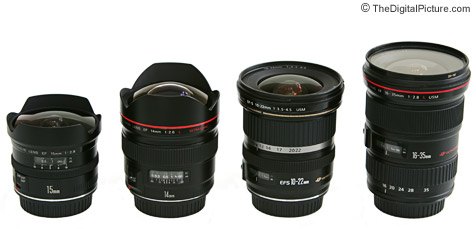 Canon-Ultra-Wide-Angle-Lenses